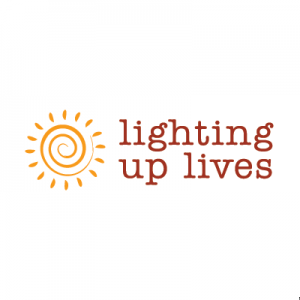 Lighting up Lives - a client of Beaumont Communications Lausanne